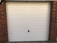 Garage Parking with security monitoring cameras