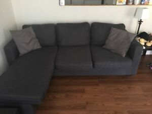 Super Comfy Ikea Couch for Sale - Good Condition!