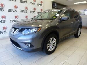 2016 NISSAN ROGUE WITH SUNROOF AND ALLOY WHEELS