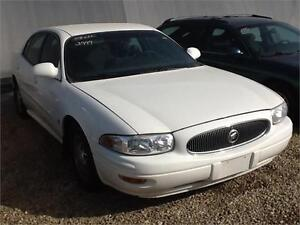 2003 BUICK LESABRE  $3000 MIDCITY AUTO 1831 SK AVE