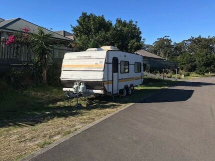 Viscount 19'ft Fern Bay Port Stephens Area Preview