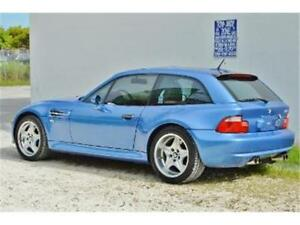 2000 BMW Z3M COUPE ONLY 45,000 MILES!