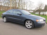 2006 (56) Volvo S60 2.4 ( 185bhp ) Geartronic D5 SE ***FINANCE ARRANGED***