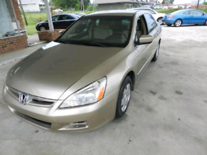 2005 Honda Accord 2.4