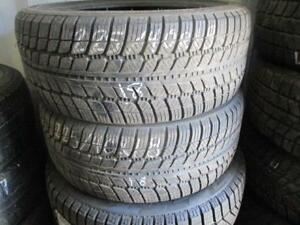 225/40 R18 IRONMAN WINTER TIRES USED SNOW TIRES (SET OF 2) - APPROX. 70% TREAD