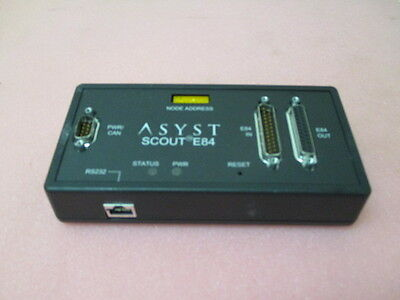Asyst Scout E84 Remote Communication Node, 398734