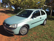 Holden Barina 56.000km 1 full year rego!! Armadale Stonnington Area Preview