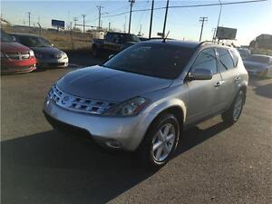 SOLD to a Happy Customer! 2004 Nissan Murano SE