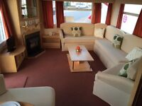 Cheap static caravan sited on st osyth in essex-direct beach access-FREE CREDIT CHECK-dog friendly