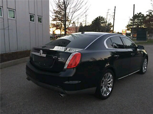 Mint lincoln 2009 mks awd safety and etested