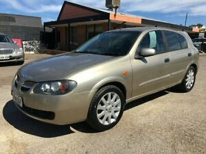 2003 Nissan Pulsar N16 S2 MY2003 Q 4 Speed Automatic Hatchback Blair Athol Port Adelaide Area Preview