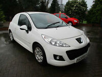 Peugeot 207 1.4HDi 70 FAP 2012,choice of 3 very low miles no vat