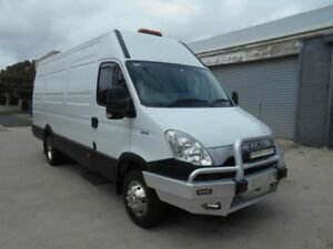 2012 Iveco Daily 50C17 White Van 3.0l Preston Darebin Area Preview