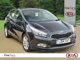 2014 KIA CEED 1.6 CRDi 2 Auto