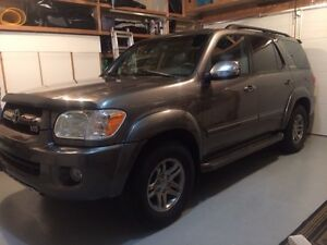 2007 Toyota Sequoia Limited SUV