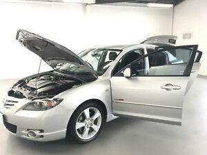 2005 Mazda 3 BK SP23 Silver 4 Speed Auto Activematic Sedan Frankston Frankston Area Preview