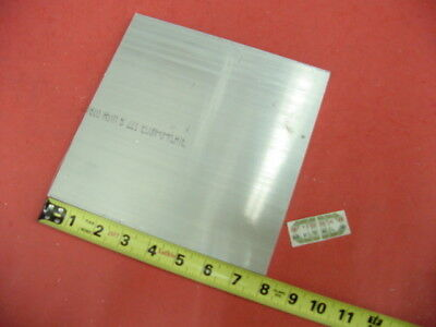 38 X 8 X 8 Aluminum 6061 Flat Bar Solid T6511 New Extruded Mill Stock Plate