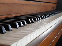 Piano Lessons in Your Home by Glenn Sawatzky