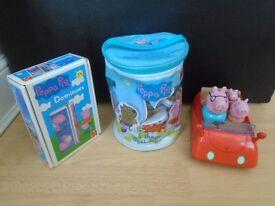 2.Peppa Pig job lot-post it