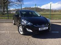 HYUNDAI I30 1.4 ACTIVE 5 DOOR 2012 *ONLY 28,100 MILES FROM NEW, F/S/H*