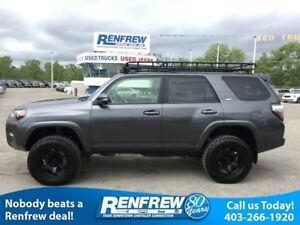 2015 Toyota 4Runner SR5 LIFTED, DURTRACS, AFT WHEELS AND ROOF RA