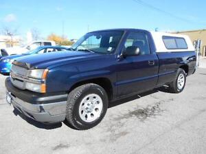 2005 CHEVROLET Silverado 1500 5.3L V8 Regular Cab ONLY 32,000KMs
