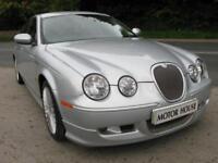 Jaguar S-TYPE 2.7D V6 Automatic Diesel XS