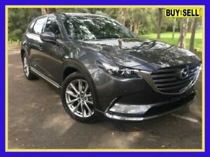 2016 Mazda CX-9 TC GT Grey Sports Automatic Wagon Lansvale Liverpool Area Preview