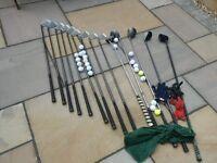 McGregor golf clubs