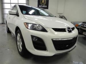 2011 Mazda CX-7 GT MODEL,LOW KM,NO ACCIDENT,LEATHER