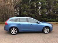 2013 63 VOLVO V60 1.6 D2 SE LUX 5D 113 BHP DIESEL