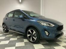 FORD Fiesta Active 1.5 TDCi 5p.