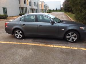2007 BMW 5-Series 530 XI Sedan