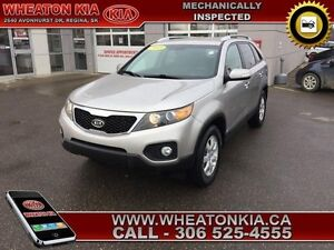2013 Kia Sorento Accident free, one owner, PST Paid.