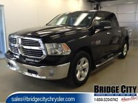 2014 Ram 1500 4WD Crew Cab SLT - EcoDiesel w/ heated cloth seats