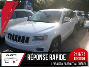 2015 Jeep Grand Cherokee Limited, CUIR, TOIT, CAM, DEMARREUR, 3.