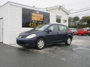 2009 Nissan Versa HATCHBACK 1.8 L