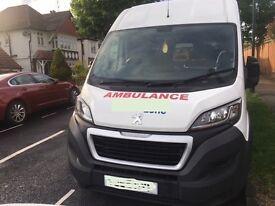 2 Ambulances for sale