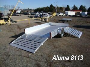Heavy Duty Aluminium Landscape Trailer