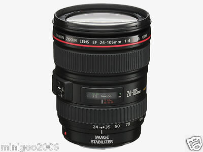 NEW CANON EF24-105mm F4L IS USM (EF 24-105mm F4 L IS USM) ZOOM Lens*Offer