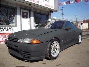 **** SKYLINE***1991..... TURBO.. HARD TO FIND A CAR LIKE THIS