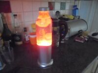 True Vintage 1970's Woolworth Orange Juice Lava Lamp