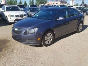 2014 Chevrolet Cruze 1LT 4dr Sedan