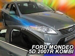 HEKO 15278 Windabweiser für FORD Mondeo IV Kombi 5-türig 4-teilig | Bj 2007-2014