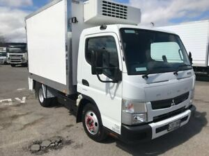 2016 Fuso Canter 515 refrigerated Pantech, Fuso 150hp 4 cyl turbo intercooled diesel engine, Fuso Du Regency Park Port Adelaide Area Preview
