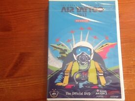 Air Tattoo 2011 DVD - Brand new and wrapped. 110 minutes of brilliant flying