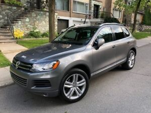 Volkswagen Touareg TDI EXECLINE 2013 (ONLY 1 TAX / JUSTE 1 TAXE)