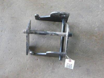 John Deere Tractor Compact Utility Front Deck Brackets Part Lva11337 Tag 2898