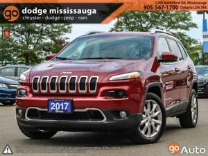 2017 Jeep Cherokee LIMITED+CO CAR+NAVIGATION+MORE