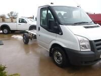 Ford Transit 2.2TDCi Duratorq 300 SWB Chassis Cab Diesel
